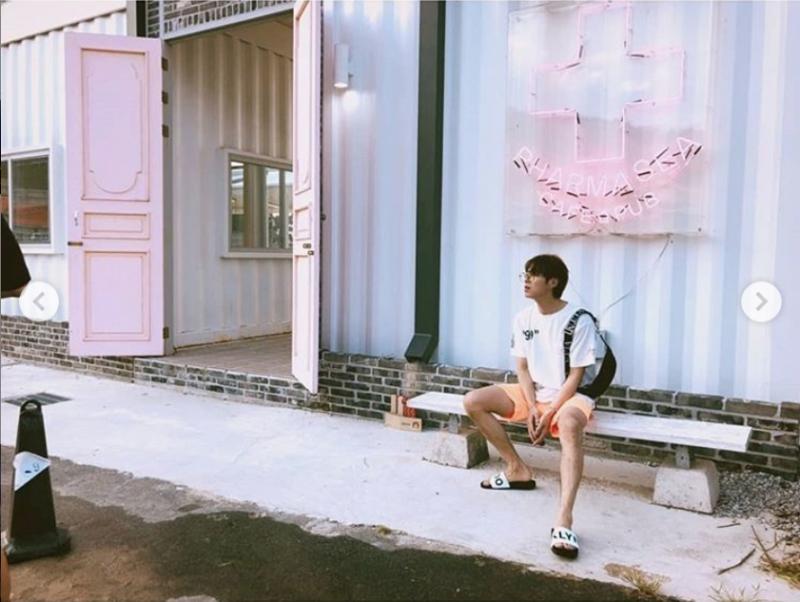 2019ユノの夏の思い出★ピンキーなユノ!