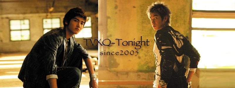 TVXQ tonight