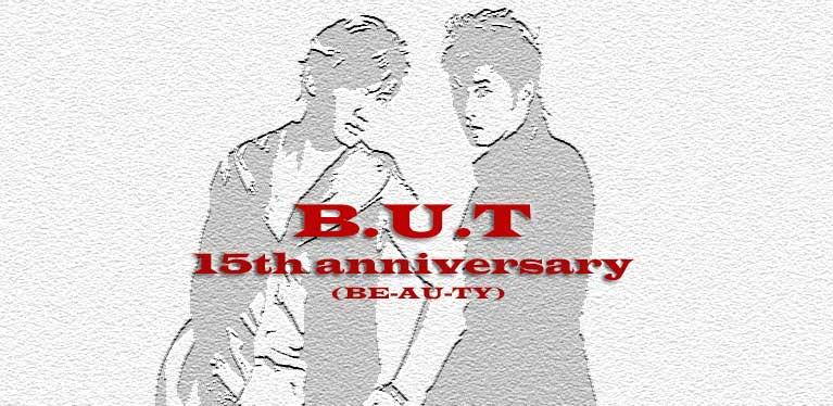 東方神起 B.U.T(BE-AU-TY)