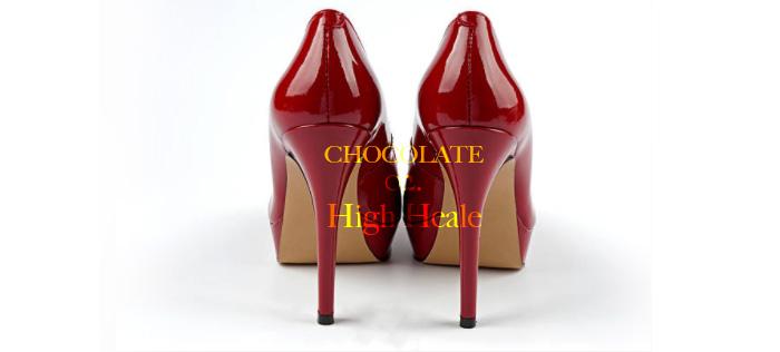 CHOCOLATE_02『ハイヒール』