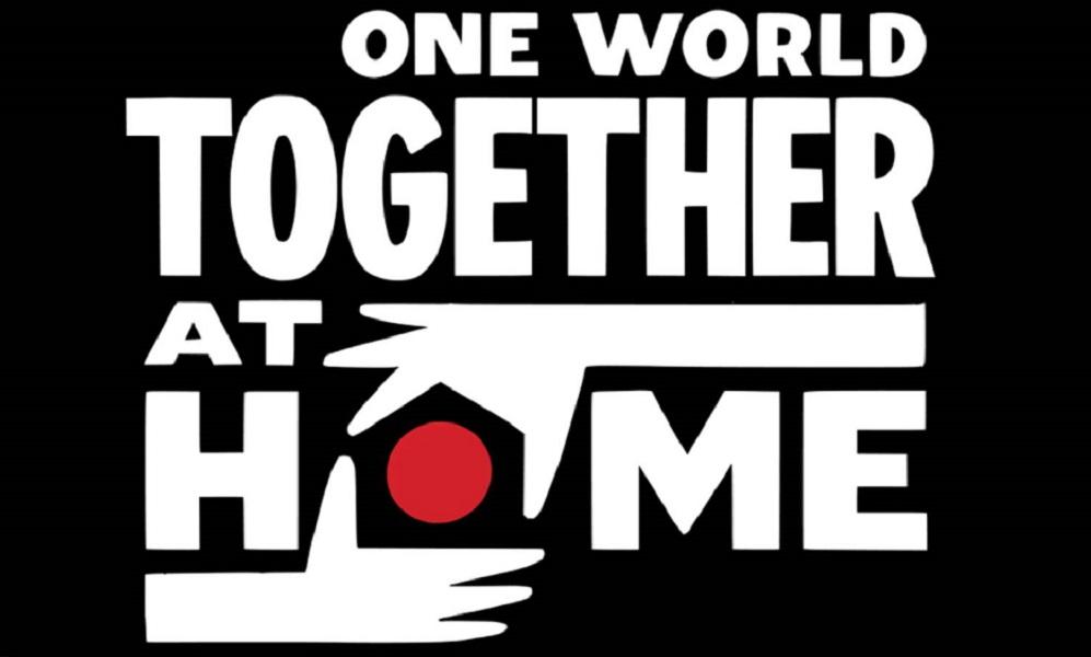 ガガの呼びかけOne-World-Together-At-Home