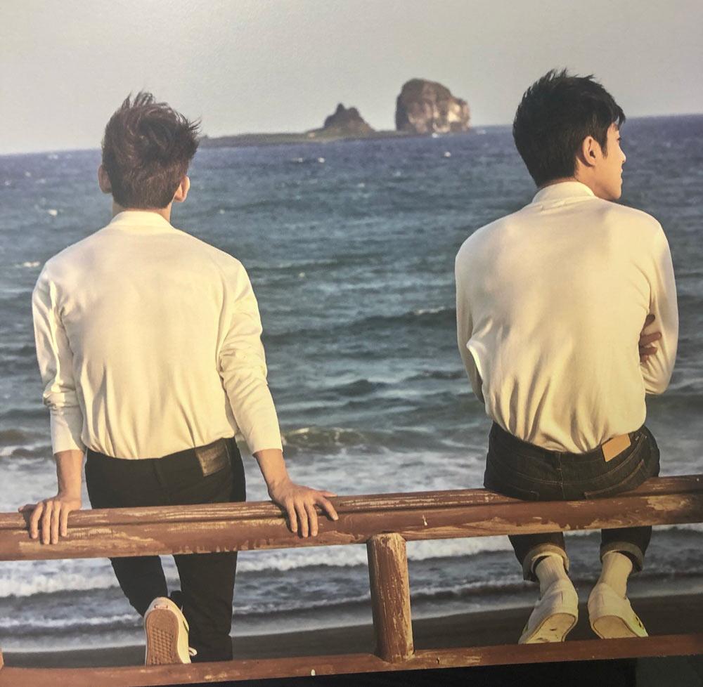 チェンミンInstagramアップ、済州島行ってみたいな。