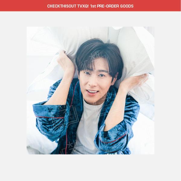 癒やしのユンホ+CHECKTHISOUTサインキャンペーン